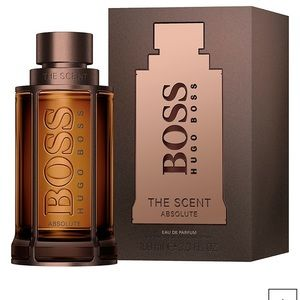 Hugo boss the Scent absolute for mens